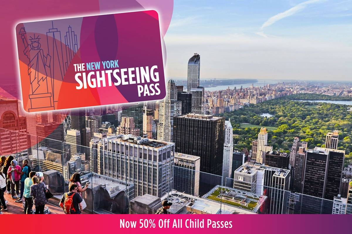 The Sightseeing Pass - New York