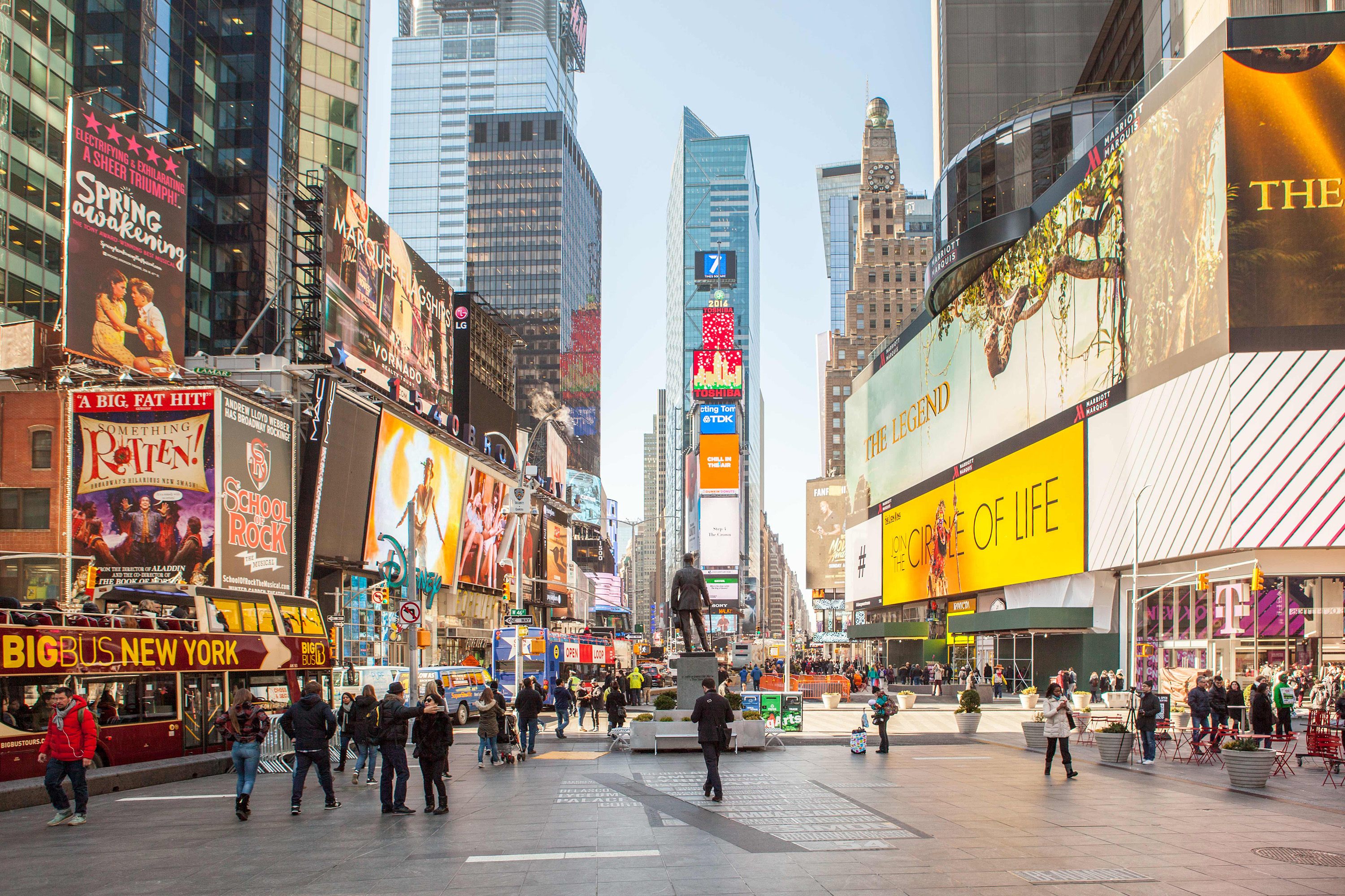 Best Broadway Show Tunes About New York City